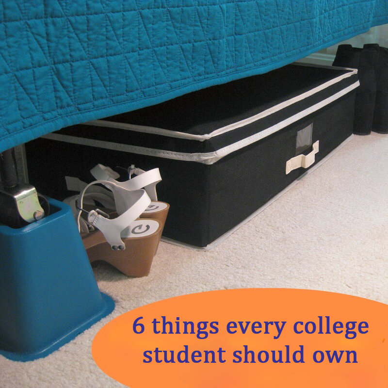 6 things every college student should own