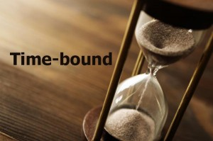 Time-bound