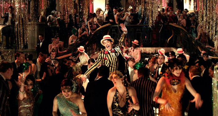 Party like Great Gatsby