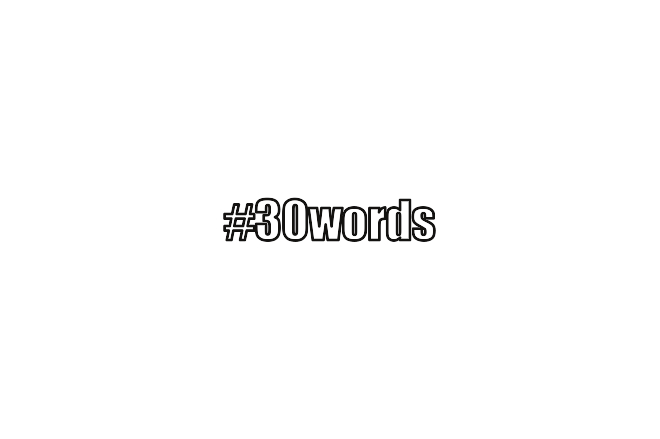 30words